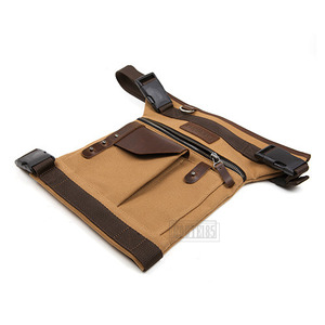 헬스톤 레그 포켓백HELSTONS  LEG POCKET BAG  BEIGE