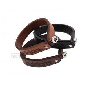 헬스톤악세사리HELSTONS LEATHER BRACELETSTAR